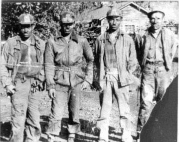 coal-miners, coalcampmemories.com